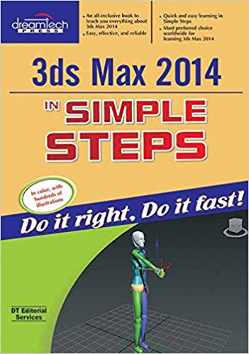 3ds Max 2014 in Simple Steps 1 ED by Kogen Learning Solutions Inc 9789351194064
