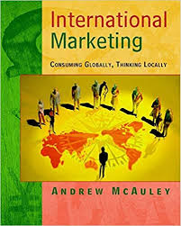 International Marketing by Andrew Mcauley 9789812532350